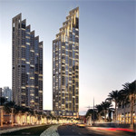BLVD Heights - Dubai Downtown Emaar