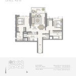 Downtown Views - Emaar - Dubai - Floorplans - 3BR A_tcm130-84566 (11)