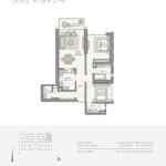 Downtown Views - Emaar - Dubai - Floorplans - 3BR A_tcm130-84566 (6)