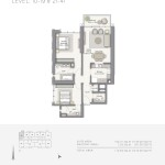 Downtown Views - Emaar - Dubai - Floorplans - 3BR A_tcm130-84566 (8)