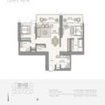 Downtown Views - Emaar - Dubai - Floorplans - 3BR A_tcm130-84566 (9)