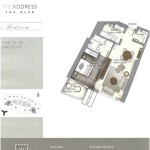 The Address Boulevard Downtown Dubai Emaar Floor Plan