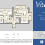 Tower 1 - 2BR - Unit 02