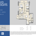 Tower 1 - 2BR - Unit 05