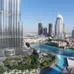 View from future The Address Opera Downtown Dubai Emaar