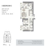 Floor Plans Tower 1 52 42 Dubai Marina Emaar