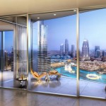 Il Primo Emaar penthouses in Dubai Opera district