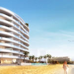 Palm Jumeirah beachfront hotel apartments