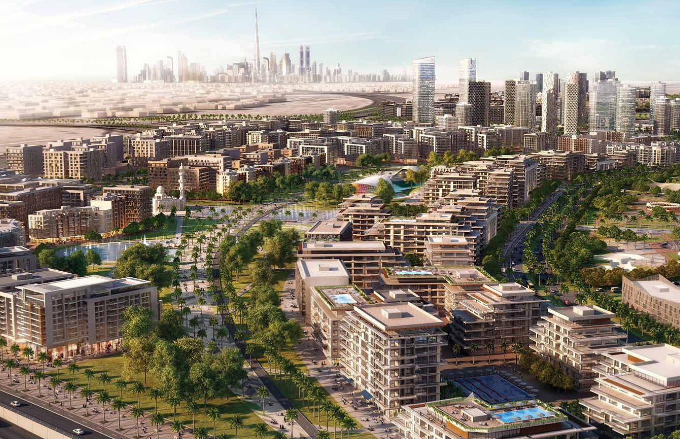 Emaar Acacia Park Heights Dubai Hills Estate -12