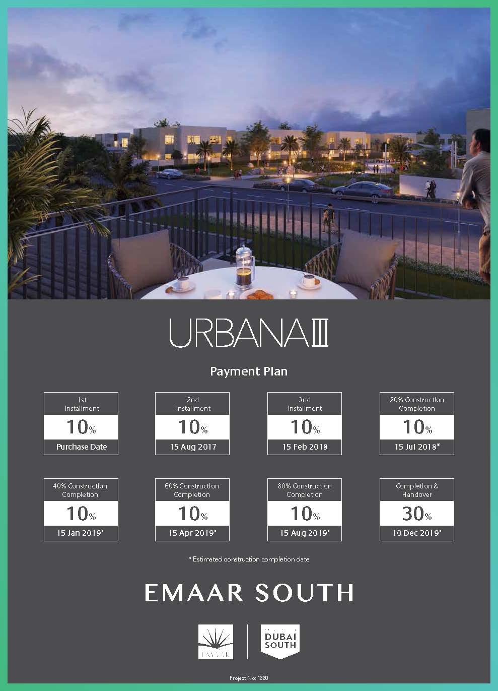 Urban-3-Payment-Plan