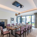 5. Dining 4 bed villa